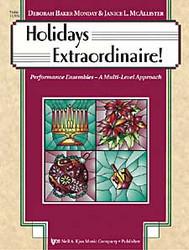 Holidays Extraordinaire! - Violin