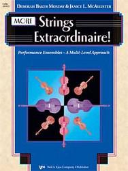 More Strings Extraordinaire! - Cello