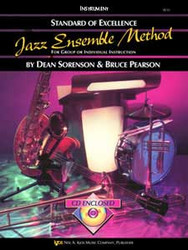 Standard Of Excellence Jazz Ensemble Method, Vibes & Auxiliary Percussion