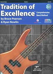 Tradition Of Excellence Book 2 - Electric Bass