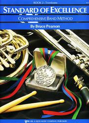 Standard Of Excellence (Soe) Bk 2, Trombone