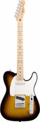 Fender Standard Telecaster Electric Guitar - Brown Sunburst (014-5102-532)