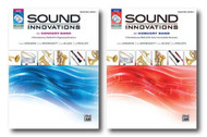 Sound Innovations for Concert Band with CD and DVD for Bassoon. - Two Book Se..