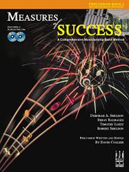 Measures Of Success Percussion Book 2 (1089303)