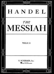 Messiah (Oratorio, 1741), Violin 2 Part, Violin 2