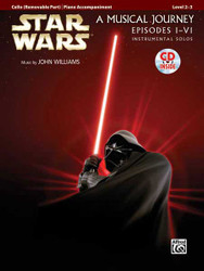 Star Wars Instrumental Solos For Strings (Movies I-Vi)