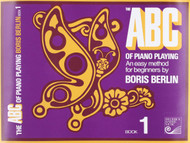 ABC of Piano Playing Bk 1 Berlin Latest