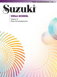 Suzuki Viola School Piano Acc., Volume A (Contains Volumes 1 & 2)