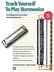Alfred's Teach Yourself To Play Harmonica Everything You Need To Know To Start Playing Now! 1