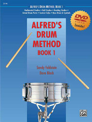 Alfred's Drum Method, Book 1 The Most Comprehensive Beginning Snare Drum Method Ever! 1