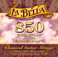 LaBella 850 Elite Gold Nylon Gold Alloy (850)