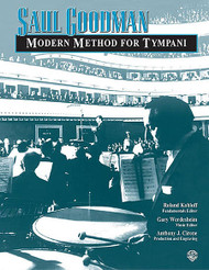 Saul Goodman: Modern Method For Timpani