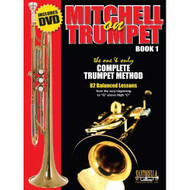 Mitchell On Trumpet, Book 1 With Dvd