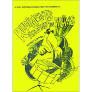 Jrp38 - Rudiments Around The Drums [Paperback]