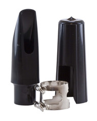 Peak Tenor Saxophone Mouthpiece, Ligature & Cap (PK700)
