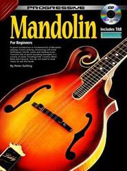Progressive Mandolin Peter Gelling - Book/Cd