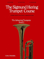 The Sigmund Hering Trumpet Course, The Advancing Trumpeter - Book 2, Trumpet