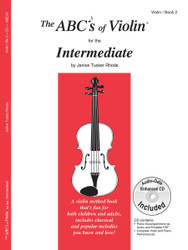 The ABC's Of Violin For The Intermediate, Violin
