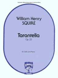 Tarantella, Op. 23, Cello, Piano