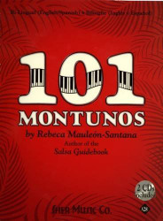 101 Montunos (English and Spanish Edition)