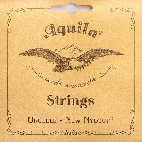 Aquila New Nylgut® Ukulele Strings | Concert Regular (AQC)