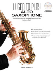 I Used To Play Alto Sax Bkcd