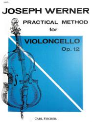 Practical Method For Violincello, Opus 12, Cello
