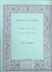 Andante Et Scherzo, C / Bb Trumpet, Piano