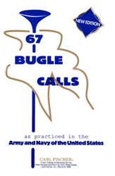 67 Bugle Calls, New Edition, Bugle