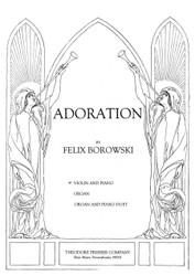 Adoration, Violin, Piano