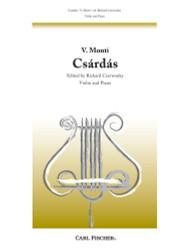 Csardas, Violin, Piano