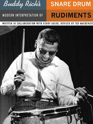 Buddy Rich's Modern Interpretation Of Snare Drum Rudiments