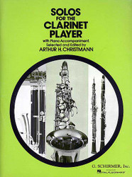 Solos For The Clarinet Player, Clarinet And Piano