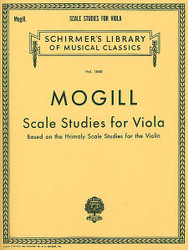 Scale Studies For Viola, Viola Method