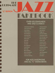 The Ultimate Jazz Fake Book, C Edition