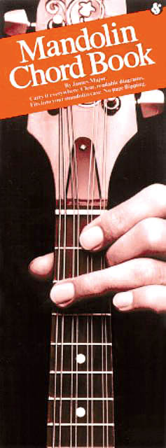 The Mandolin Chord Book, Compact Reference Library