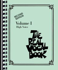 The Real Vocal Book - Volume I, High Voice, High Voice