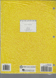 Musipack 3 Ring Filler No. 2: 10-Stave, Passantino Manuscript Paper