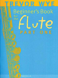 Beginner's Book For The Flute - Part One, Part One - Book Only