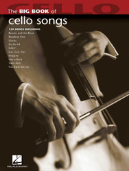 Big Book Of Cello Songs, Cello
