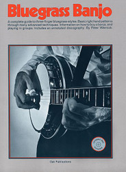 Bluegrass Banjo, Book/Cd Pack