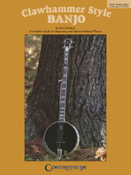 Clawhammer Style Banjo, Book
