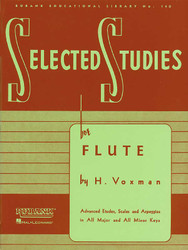 Selected Studies, Flute