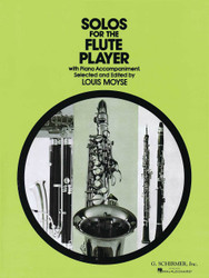Solos For The Flute Player, For Flute & Piano