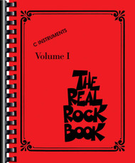 The Real Rock Book, C Instruments, C Edition