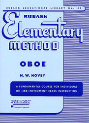 Rubank Elementary Method - Oboe