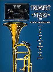 Trumpet Stars - Set 1, Book/Cd Pack