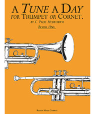 A Tune A Day - Cornet Or Trumpet, Book 1