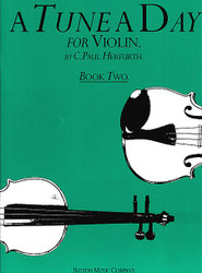 A Tune A Day - Violin, Book 2