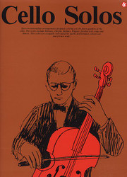 Cello Solos, Everybody's Favorite Series, Volume 40